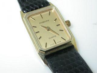 Damenarmbanduhr Gold 585/000 Fabiani Bild