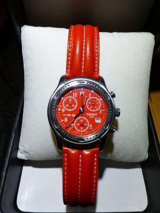 Tissot Pr 50 Chronograph Mit Eta 251 271 Bild