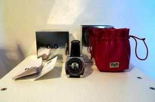 D&g Armbanduhr Hard Ship Für Herren Und Damen Dw0128 Bild
