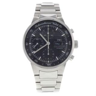 Iwc 3707 - 08 Gst Chrono Automatisch Edelstahl Herren Armband Uhr Bild