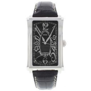 Herren Armbanduhr Curevo Y Sobrinos Habana Prominente A1012 Edelstahl Automat. Bild