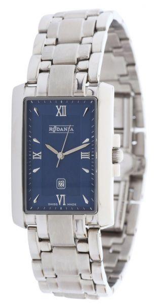 Rodania Damen Armbanduhr Silber 17 - 21876 - 40 Bild