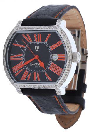 Lancaster Damen Armbanduhr Schwarz Ola0279nrar - Nrar Bild