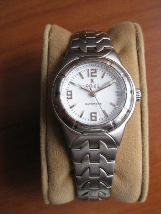 Ebel Type E Sportuhr Damen Armbanduhr Bild
