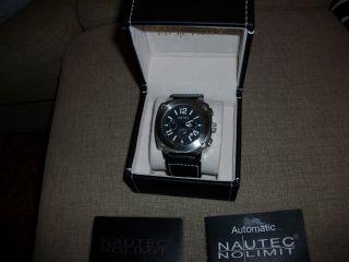Nautec No Limit Grizly Armbanduhr Herrenarmbanduhr Wie Bild