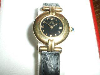 Cartier Damenarmbanduhr Bild