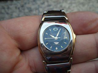 Damen Armbanduhr Von Charles Delon Mit Metall Armband,  Gebr. ,  Sehr Gt. Bild