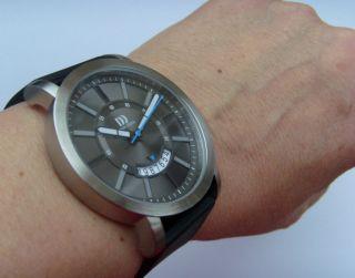 Danish Design Uhr Watch 3314459 Edelstahl Schwarz Dänisches Design Iq14q1046 Bild