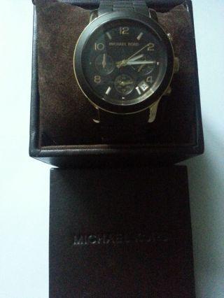 Sehr Schöne Und Moderne Michael Kors Uhr Mk5238,  Ovp Bild