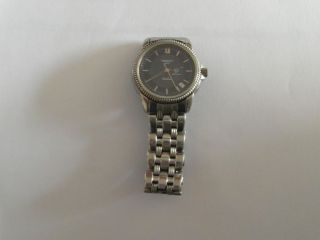 Tissot Swiss 1853 Autoquartz 12 Jewels Herrenarmbanduhr Top Bild