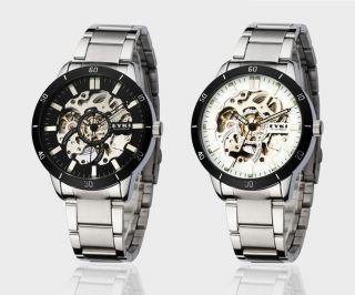 Eyki Automatik Meschanisch Armbanduhr Herrenuhr Uhr Wasserdicht Efl8495ag Bild