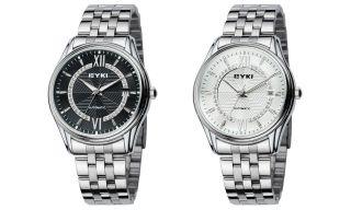 Eyki Automatik Meschanisch Armbanduhr Herrenuhr Uhr Datum Wasserdicht Efl8709l Bild