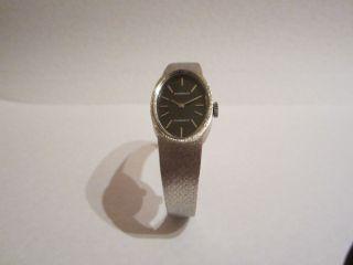 Dugena Damenarmbanduhr Handaufzug 800er Silber Bild
