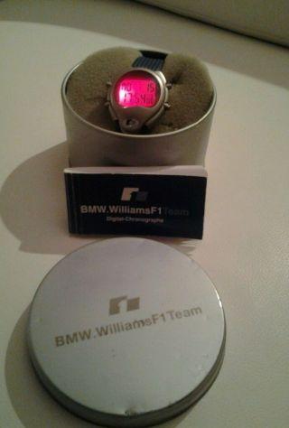 Bmw Williams F1 Team Digital - Chronograph Bild