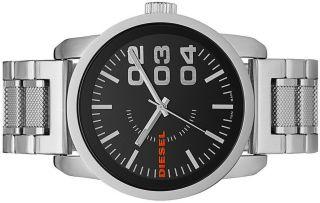 Neuer Diesel,  Silber,  Edelstahl Franchise Herren Neueste Uhr Dz1370 Bild