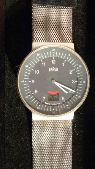 Braun Armbanduhr Aw200 Funkuhr Bild