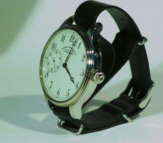 Glashütte Armbanduhr Deutsche Uhrenfabrikation Mariage - Top Bild