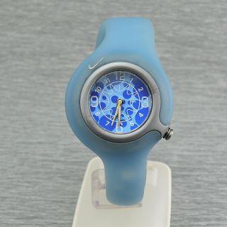 Armbanduhr Nike Analog Wk0003 Quarz Quartzuhr Uhr Kinderuhr Bild