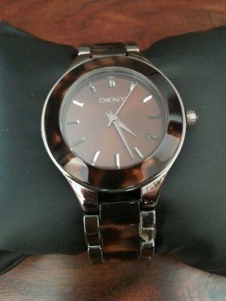 Dkny Ny8650 Armbanduhr Für Damen Mit Geschenkbox Bild