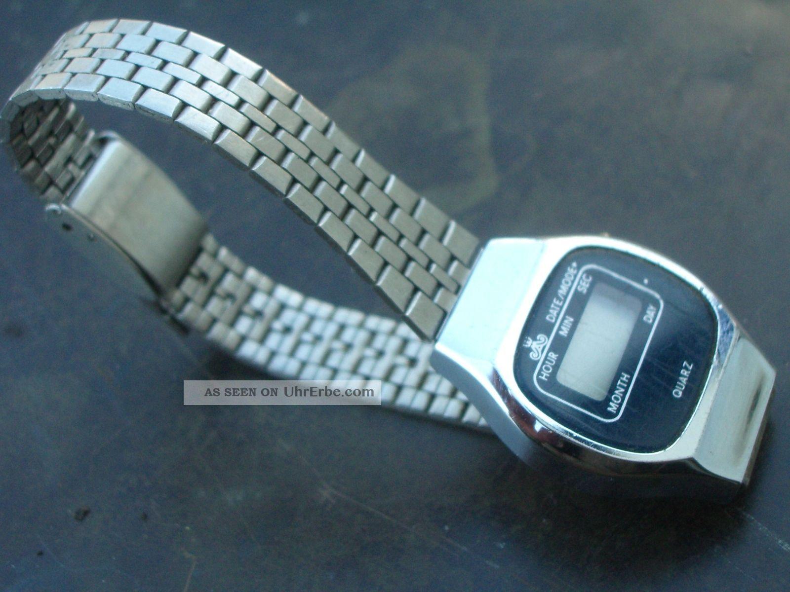 Meister Anker Damen Quartz Uhr Kultiges Teil /nicht Auf Funktion Geprüft Armbanduhren Bild