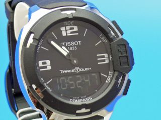Tissot Herrenuhr T - Race Touch T0814201705701 Vom Uhrencenter Berlin Bild