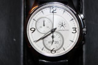 Hamilton Herren Chronograph Jassmaster Bild