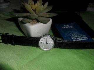 Edle Festina Uhr Mit Zertifikat Für Sie Und Ihn Bild