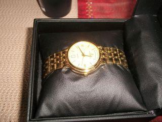 Certina Bg - 904 Armbanduhr Für Herre Vergoldet Bild