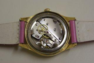 Zentra Damen Armbanduhr,  Handaufzug,  Läuft Sehr Gut Bild