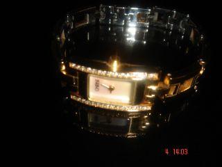 Damen Uhr Von Christ,  Top,  Mit Steinbesatz Bild