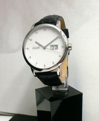 Joop Herrenuhr Leder Armband Modell Tm 441 1/m805 Bild