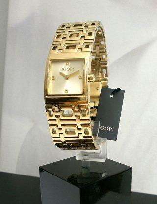 Joop Damenuhr Metall Armband Modell Jp100292003 Bild