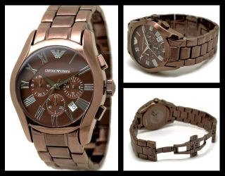 Armani Ar1610 Herrenuhr Uhr Armbanduhr Bild