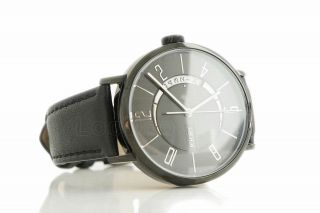 Joop Automatik Herrenuhr Schwarz Tm4503 Mens Watch Global Black Uvp€399 Bild