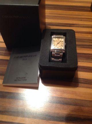 Damen Uhr Von Emporio Armani (ar0218) Bild