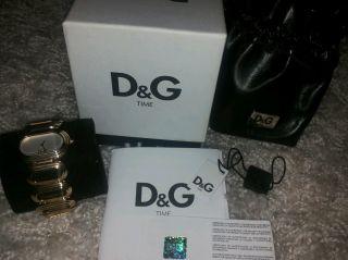 Dolce & Gabbana Damenuhr