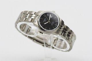 Tissot Damen Titan Armbanduhr T - Classic Pr 100 Datum T0493104405100 Ovp Bild