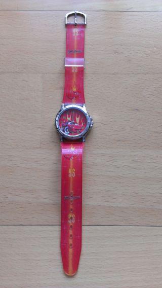 Disney Carslightning Armbanduhr Für Kinder Sr626sw Bild