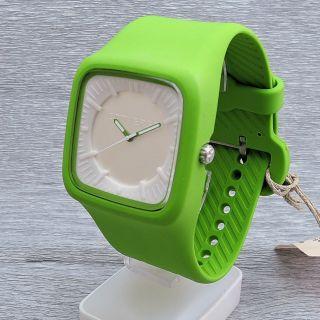 Damenuhr Herrenuhr Converse Clocked Vr004 - 390 Quarzuhr Armbanduhr Grün Bild