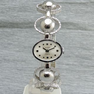 Mechanische Damenuhr Anker Handaufzug Damenarmbanduhr Uhrwerk Gub 09 - 20 Bild
