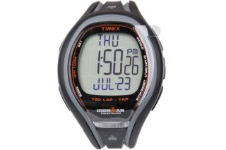 Timex Ironman Sleek 150 Knietablett Schwarz T5k253dh Wasserdicht Herren Bild