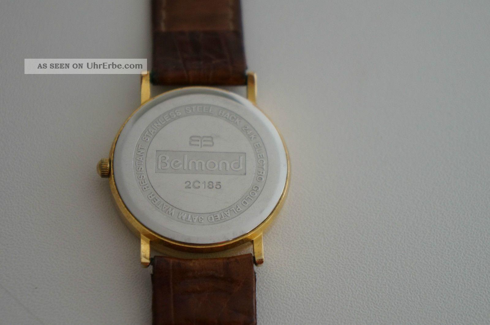 Herren armbanduhr belmond
