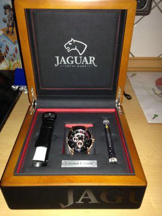 Jaguar Chronograph J653 Limited Edition Bild