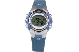 Timex 1440 Serie Sport T5j131 M 6 Damen Blau Lifestyle Freizeit Uhr Bild