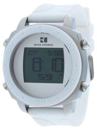 Hugo Boss Herren Armbanduhr,  Uhr,  Watch,  Weiss 1512677 Bild