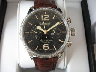Ingersoll 120th Anniversary - Wells Fargo - Chronograph - Handaufzug - Limitiert Bild
