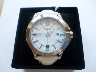 Alfex Uhr 5575/706 Automatik Damenuhr Bild