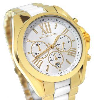 Michael Kors Damen Bradshaw Chronograph Uhr Mk5743 Bild