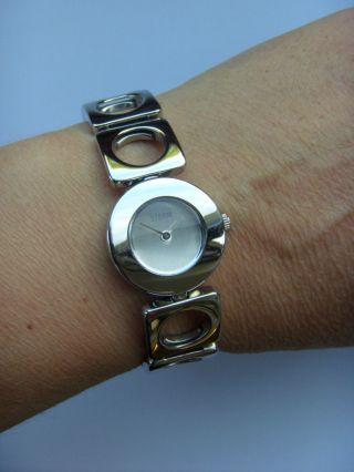 Storm London Uhr Watch Glama Silver Stormuhr Damenuhr Silber Bild