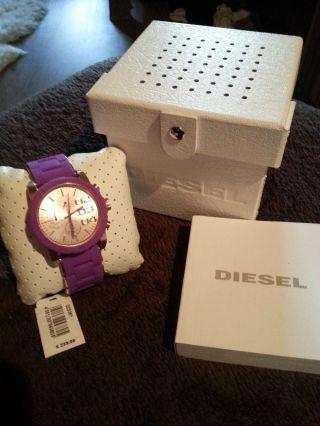Diesel Dz5361 Armbanduhr Für Damen Bild